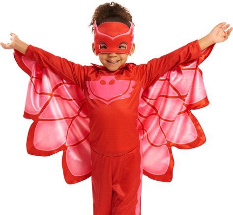 Pj Masks Set Isi 6 pj masks costume set owlette shop for toys in store
