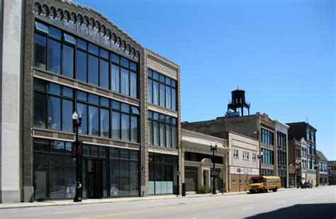 Why Is Architecture Considered 1000 Images About Chicago S Motor Row On