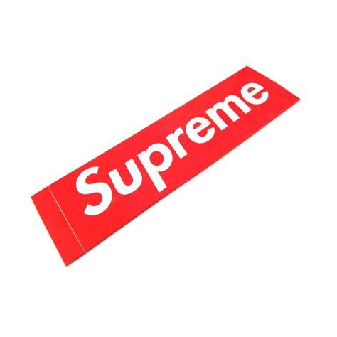 Supreme Sticker Juul