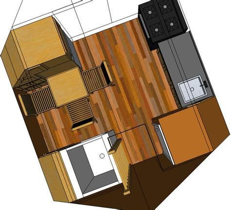 tiny house floor plans 10x12 tiny eco house plans by keith yost designs