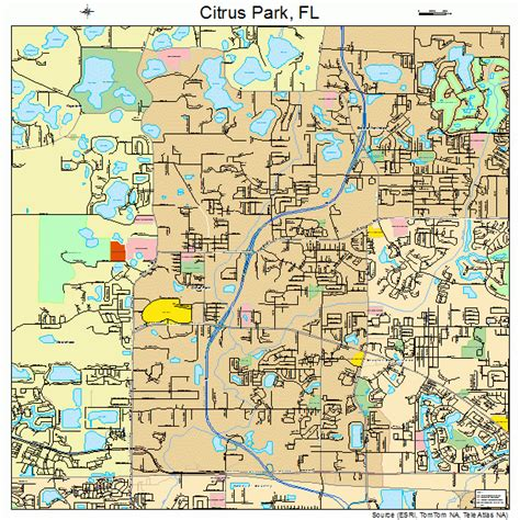 Citrus County Fl Search Citrus County Map Images