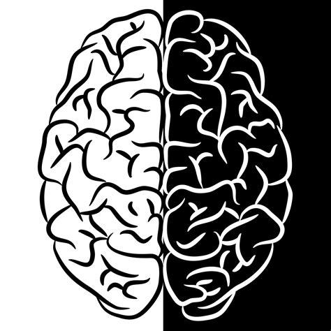 White Brain black and white thinking changes how you feel pomona