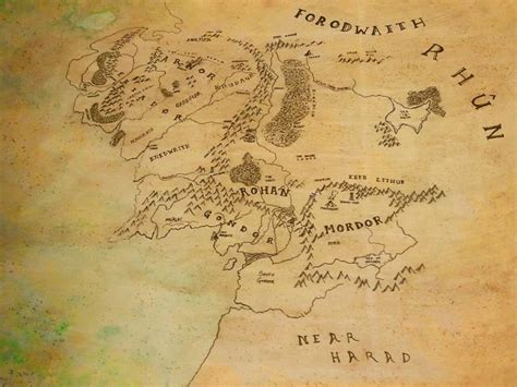map of middle earth lotr 1000 images about maps on lotr lord of the