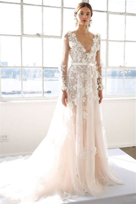 top wedding uk the most popular lace wedding dresses according to instyle co uk