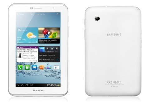 Tablet Samsung Galaxy Tab 2 7 0 Espresso Wifi P3110 samsung galaxy tab 2 7 0 price in malaysia specs technave