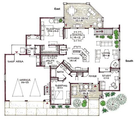 17 best images about blueprints on house plans