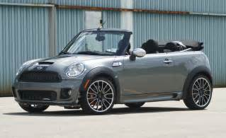 Mini Cooper Works Convertible View Of Mini Cooper Convertible Cooper Works Photos