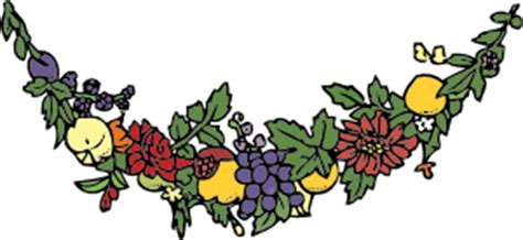fruit of the spirirt clip at clker vector clip flower and fruit festoon clip at clker vector