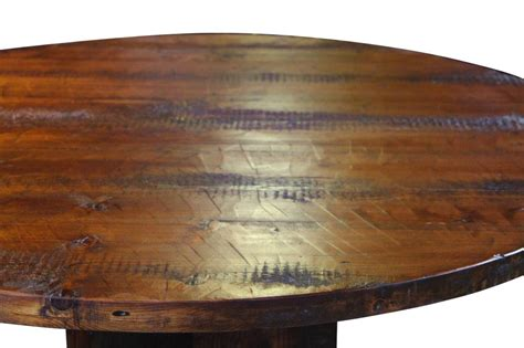 reclaimed wood table top dine on reclaimed wood