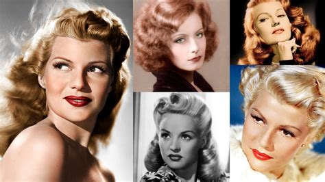 1940s womens hairstyle tutorials historically accurate 1940s makeup tutorial youtube
