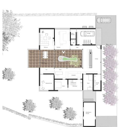 house plan rectangle with courtyard house plan rectangle with courtyard square house plans with courtyard house design plans 17