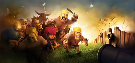wallpaper hd android clash of clans clash of clans hd wallpapers
