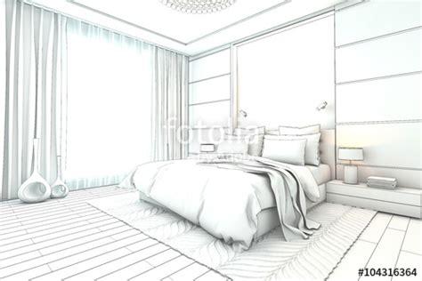 sketch bedroom quot architectural sketch interior modern bedroom design