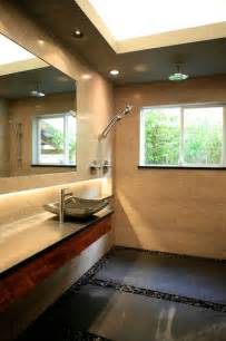Beautiful Room Dividers - beautiful zen bath open shower room concept contemporary bathroom other metro by a d
