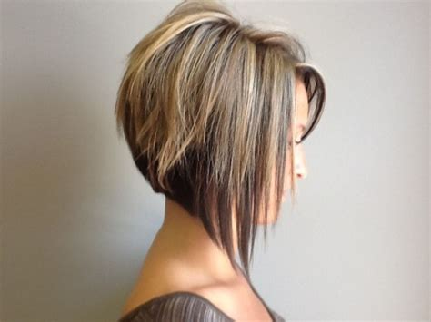 photos of an a line stacked haircut 30 popular stacked a line bob hairstyles for women