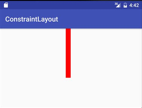android layout params programmatically creating android constraintlayout and guidelines in code