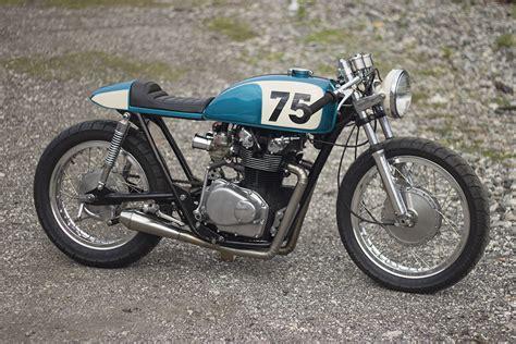1975 honda cb500t the corner garage motorcycle co miami florida