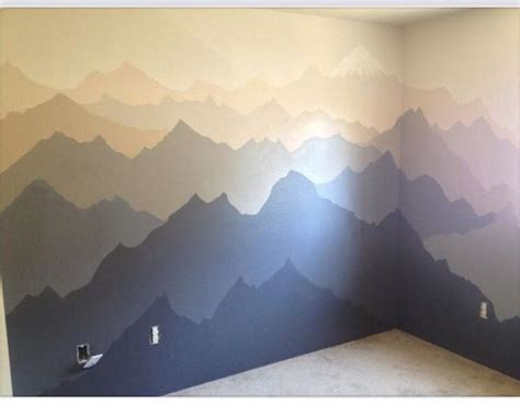 25 best ideas about room murals on
