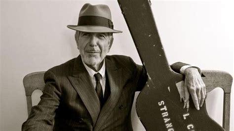 Cohen Is No by P 229 Vei Hjem Med Leonard Cohen