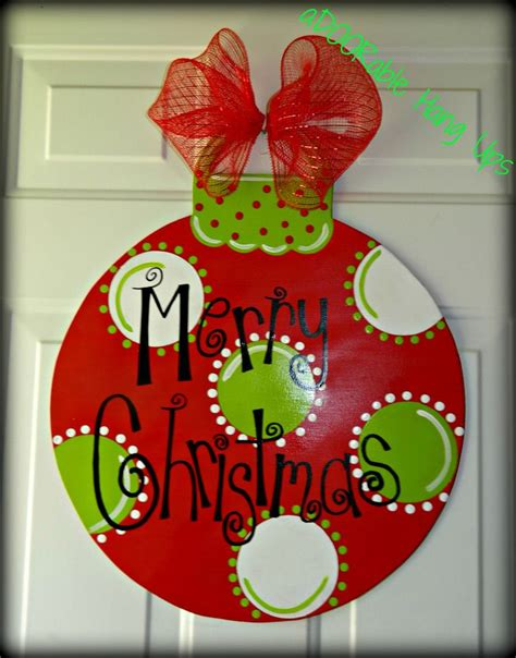 how to make a christmas door hanging on youtube 92 best door hangers images on ideas and crafts