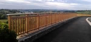 barriere bois pour terrasse nivrem barriere piscine terrasse bois diverses
