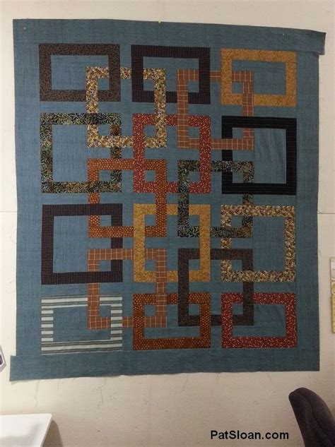 Pat Sloan Grid Quilt Done 2 Quilts pat sloan grid quilt http patsloan 2014 02 pat sloan sometimes you just need to make