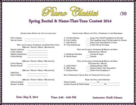 a program piano classics 2014 recital 171 sketches of us