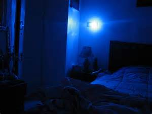 blue light in bed room lifestyle culture photos sama