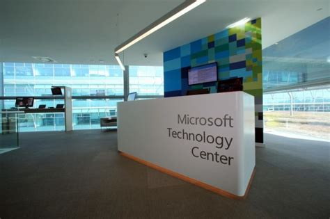 image gallery news center newsmicrosoftcom new microsoft technology center opened in houston