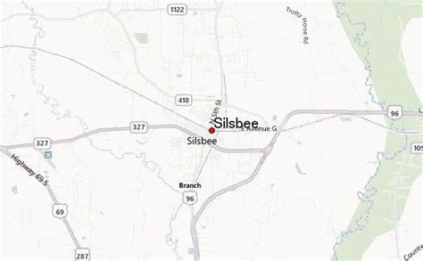 silsbee texas map silsbee location guide