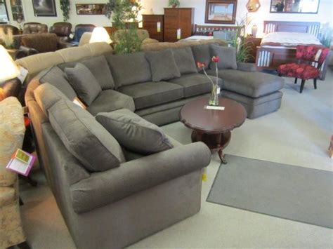 Collins Sofa Lazy Boy by Lazy Boy Collins Sectional Grey Family Living Rooms