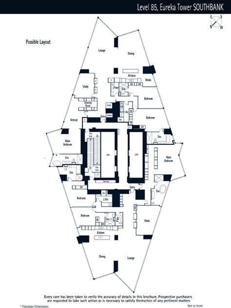southbank grand floor plans southbank grand floor plans 28 images level 85 7