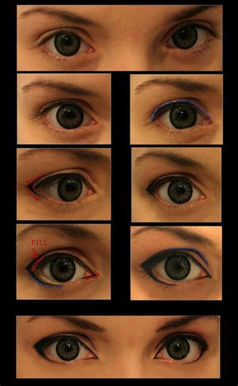tutorial makeup cosplay male cosplay makeup anime guy eyes kingdom hearts cosplay
