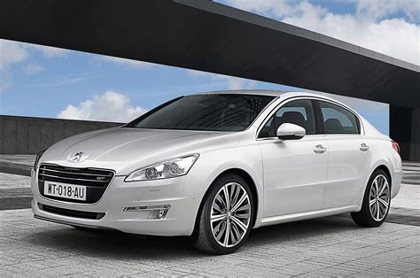 the new peugeot peugeot 508 the new 407