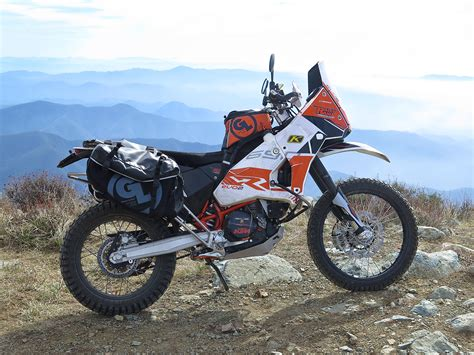 Ktm 690 Enduro R Road Roll Your Own Brad Banister S 2015 Ktm 690 Enduro R