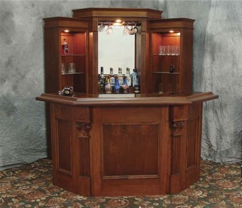 Buy Home Bar Camden Corner Home Bars Buy Camden Corner Home Bars