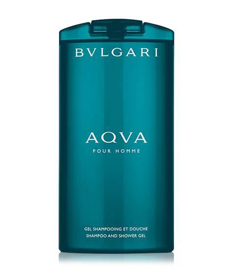 Parfum Bvlgari Pour Homme Original bvlgari aqva pour homme showergel bestellen flaconi