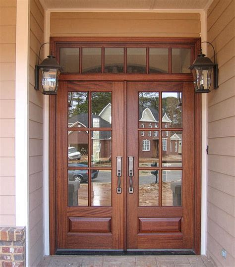 homeofficedecoration double front entry doors