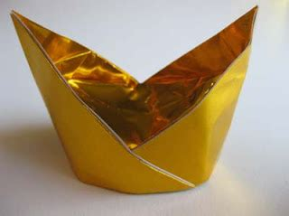how to make new year origami origami origami gold nugget