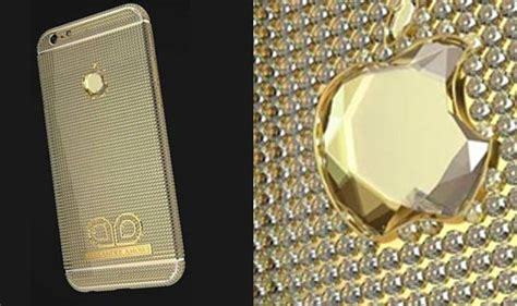 Iphone 7 Diamond Black Polieren by Iphone 6 World S Most Expensive Diamond Studded Iphone 6