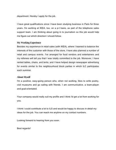 Best Resume For 2 Years Experience by Sample Cover Letters