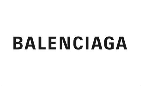 Fashion House Balenciaga Reveals New Logo Design   Logo Designer