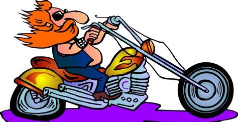 Lustige Motorrad Bilder Comic by Motorcycle Clip Cliparts Co