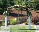 Wedding Arch Rental Sacramento by Wedding Decor Sacramento Wedding Planning Wedding