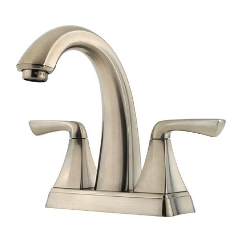 Phisher Faucets by Faucet F 048 Slkk In Brushed Nickel By Pfister