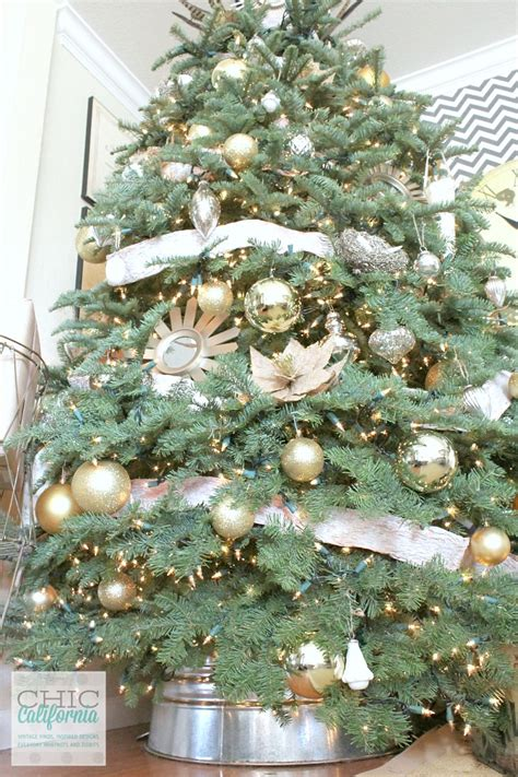 how to make a c b inspired galvanized christmas tree
