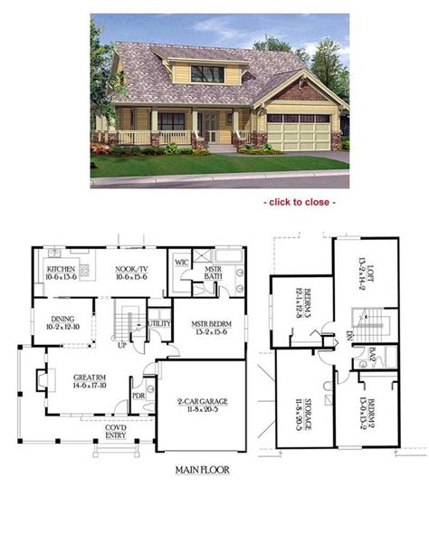Arts And Crafts Bungalow Plans by Best 25 Bungalow Floor Plans Ideas On Cottage