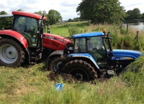 stolen tractors are recovered ulster herald