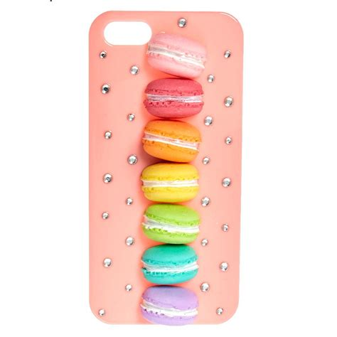 Iphone 5 5s Macaroon by Claires Iphone 5s Cases Pink Blue Glitter Liquid Fill