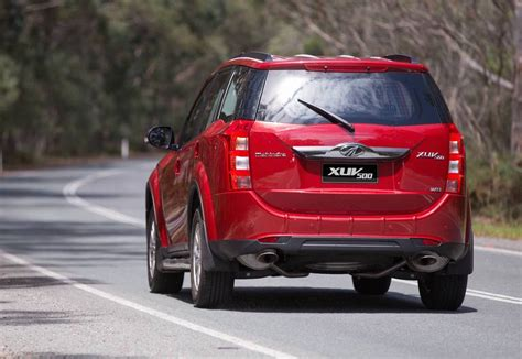 mahindra cars in australia mahindra xuv500 automatic now on sale in australia